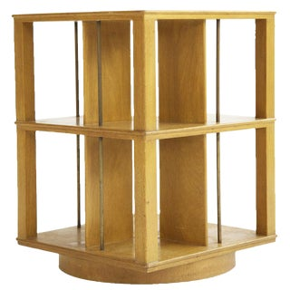 Edward Wormley Revolving Bookcase