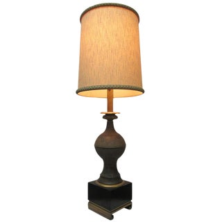 James Mont Monumental Table Lamp