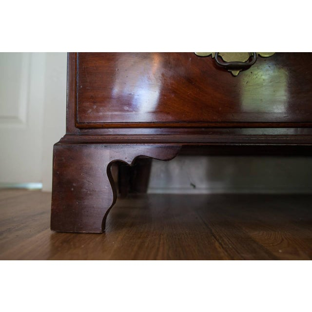 19th Century Georgian Mahogany Chest - Image 3 of 5