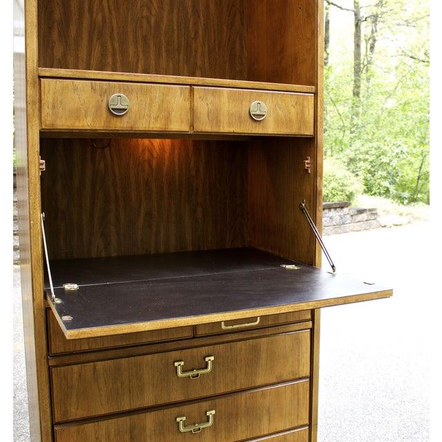 Campaign Desk Dresser Combination By Thomasville Chairish
