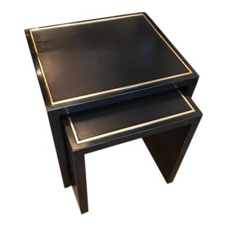 Ralph Lauren One Fifth Nesting Tables - A Pair