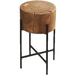 Small Wood Payne Side Table