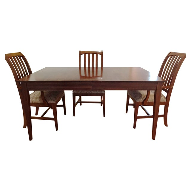 home tables dining table chair sets ethan allen dining room set