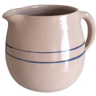 Stone Ware Pitcher