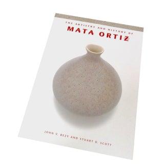 Native American Pottery Book Mata Ortiz