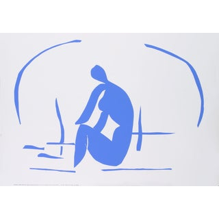 Bather in the Reeds Poster by Henri Matisse