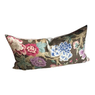 Mary McDonald Fabric/Schumacher Lumbar Pillow