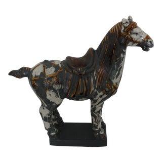 Tang Horse Ceramic Statue