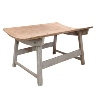 German Concave Dough Table