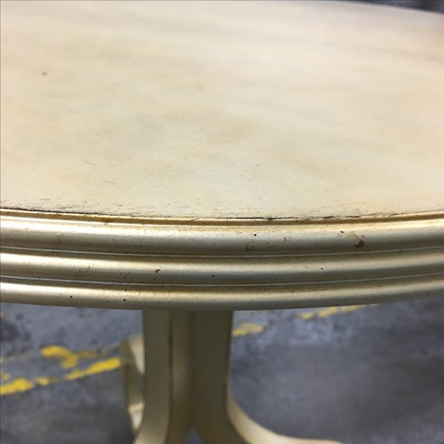 Round Library Table - Image 5 of 7