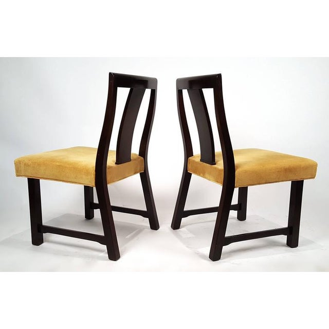 Edward Wormley for Dunbar Formal Dining Table and Chairs - Image 10 of 10