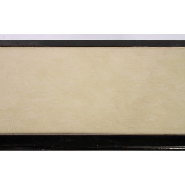 Directoire Style Ebonized Coffee Table - Image 4 of 6