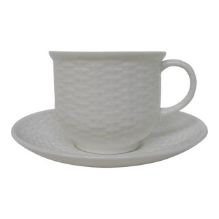 Wedgwood Cups & Saucers - 16 Pieces