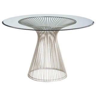 Modern Nova Entry Table