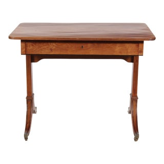 19th Century English Regency Style Desk