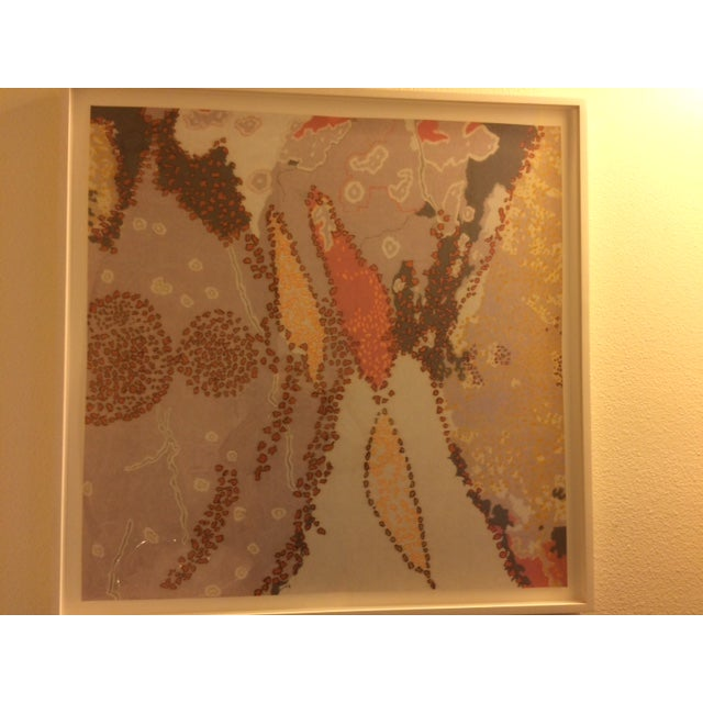 Image of Sid Garrison Original Pencil On Paper Abstract