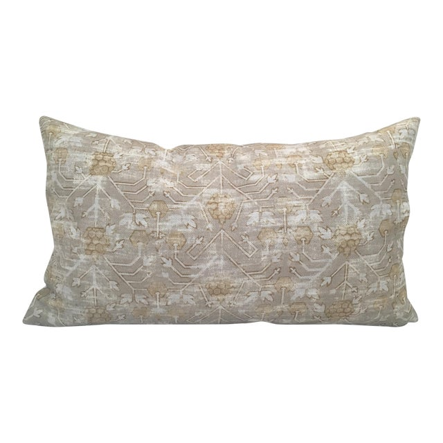 "Zak & Fox Khotan Custom Pillow Cover - 24""x14"" - Image 1 of 8"