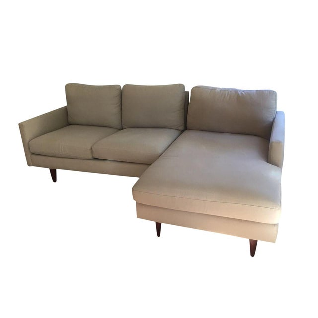 Room And Board Jasper Sectional