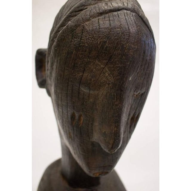 "African Baga People Guinea ""Nimba"" Female Sculpture - Image 5 of 8"