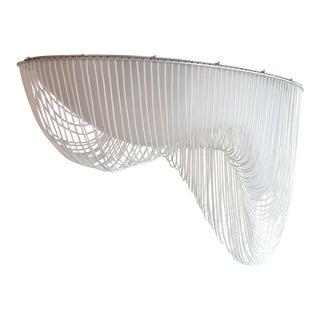 Spencer Staley Droop Sculptural Hanging Lamp