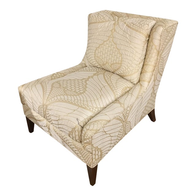 Image of Robert Allen Amanda Armless Chair