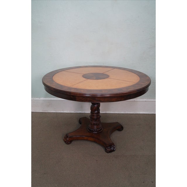 Jonathan Charles Windsor Collection Center Table - Image 2 of 10