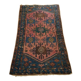 Antique Tribal Persian Rug - 3′4″ × 5′10″