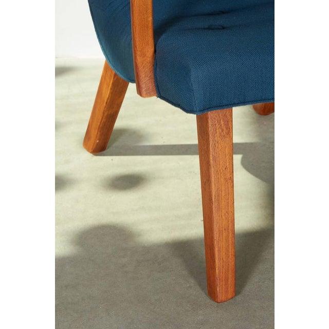 Mid-Century Swedish Arm Chair - Image 7 of 8