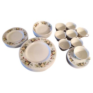 Royal Doulton Fine China - Set of 8