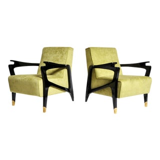 Pair of Raphael-Style Armchairs