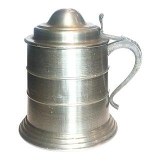 Pewter Stein Ice Bucket