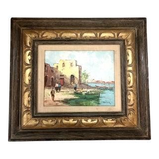 Lisbon Oil on Canvas