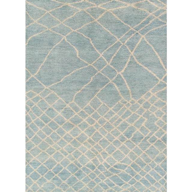 Image of Pasargad Moroccan Collection Rug - 4' x 6'