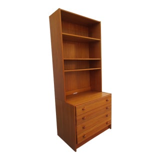 Domino Mobler Wall Unit or Dresser Hutch Combination