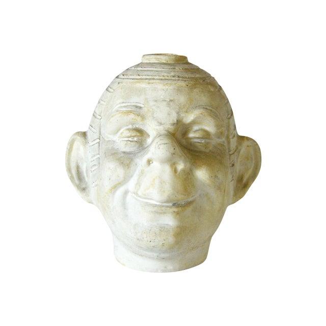 Image of Handmade Ceramic Head Bud Vase