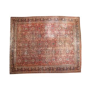 "Vintage Mahal Carpet - 11'3"" x 14'"