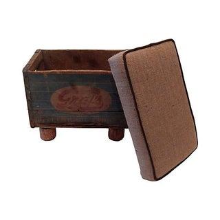 Grafs Crate Seat/Storage Box