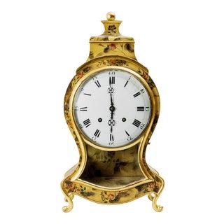 Antique Rococo Mantel Clock