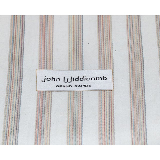 Image of John Widdicomb French Style Upholstered Chair