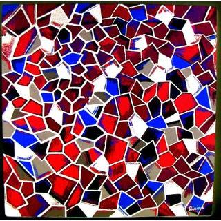 Suga Lane - Unititled Limited Edition Geometric Print