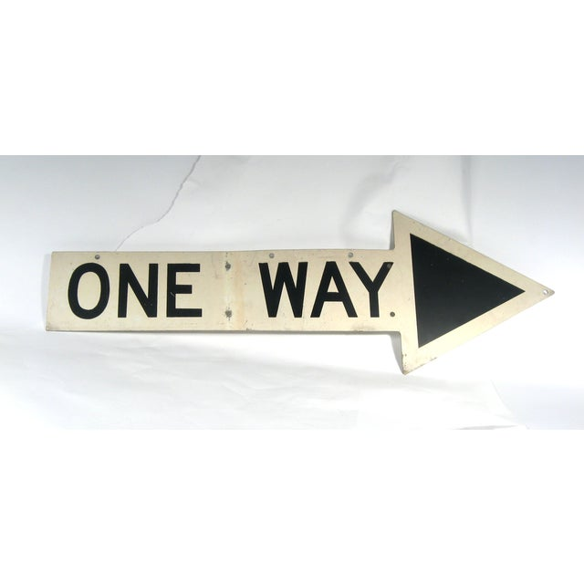 Image of New York City One Way Sign