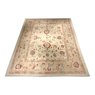 "Bellwether Rugs Vintage Inspired Turkish Oushak Area Rug - 11'2"" x 13'9"""