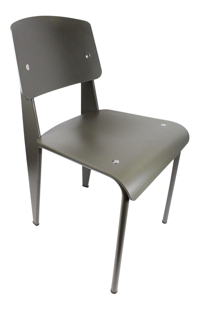 Favori Jean Prouve Standard SP Chair | Chairish MH47