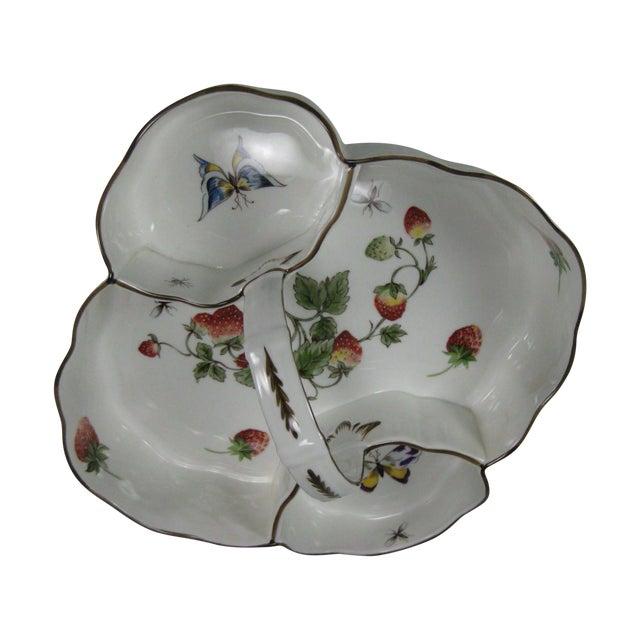 Coalport Bone China Strawberry Basket - Image 1 of 9