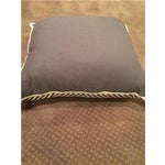 Image of Jaipur Gray & Gold Throw Pillow, New With Tags