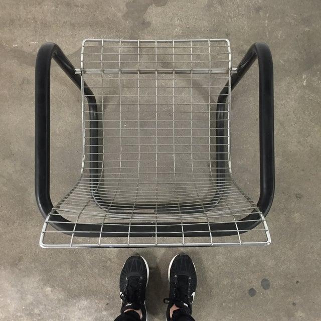 Modern Metal Industrial Chair - Image 6 of 6