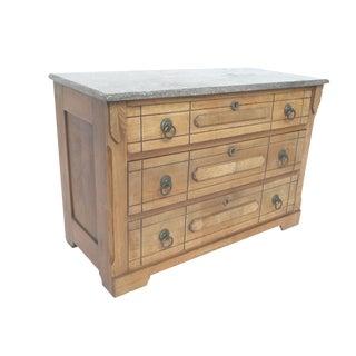 Late Victorian Eastlake Dresser Table