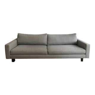 Room & Board Dove Grey Hess Sofa