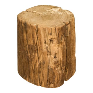 Sarreid Ltd Natural Log Side Table
