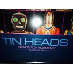 Image of Tin Heads Robot Litho 1962 by Boxcar Julian Harris